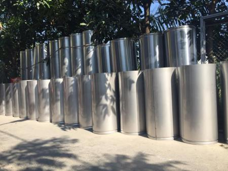 Sản xuất, cung cấp và lắp đặt ống đổ rác tại Hà Nội